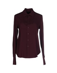 Ralph Lauren Black Label Shirts Deep Purple