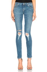 Iro . Jeans Nikky In Blue