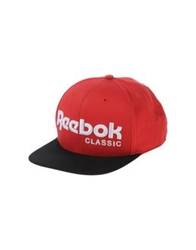 Reebok Hats Red