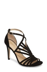 Klub Nico Mikki Sandal Black Leather