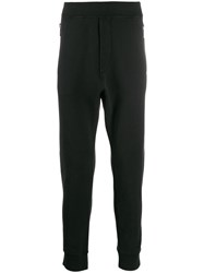 Dsquared2 Tapered Track Pants Black