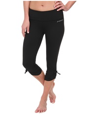 Brooks Urban Run Capri Black Women's Capri