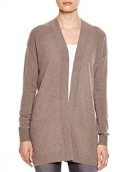C By Bloomingdale's Seed Stitch Cashmere Cardigan