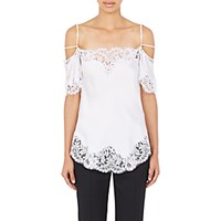 Givenchy Women's Flutter Sleeve Camisole White