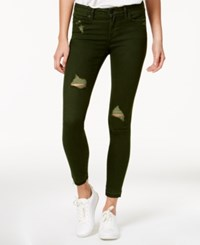 Articles Of Society Sara Distressed Skinny Jeans Mic