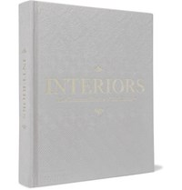 Phaidon Interiors The Greatest Rooms Of The Century Hardcover Book Gray