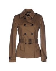 G.Sel Coats And Jackets Jackets Women Khaki