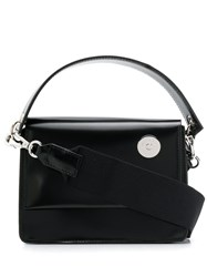Kara Magnetic Tote Bag Black