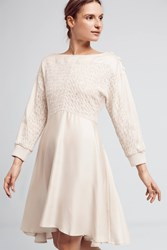 Anthropologie Noa Dolman Dress Beige