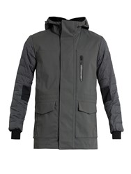 Canada Goose Selwyn Down Filled Hooded Coat Grey