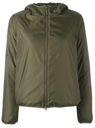 Aspesi Hooded Jacket Green