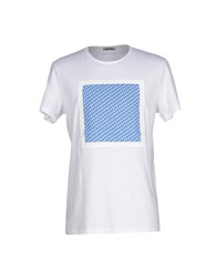 Roda Topwear T Shirts Men White