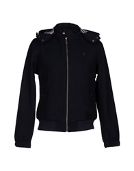 Merc Jackets Dark Blue