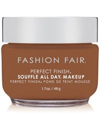 Fashion Fair Perfect Finish Souffle All Day Makeup 1.7 Oz. Tantalizing Tawny