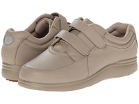 Hush Puppies Power Walker Ii Taupe Leather Women's Walking Shoes