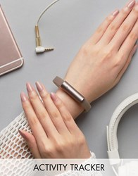 Misfit Ray Taupe Activity Tracker Gold