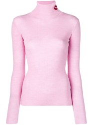 Lala Berlin Becky Sweater Pink
