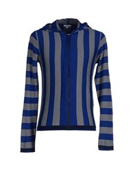Gianfranco Ferre Gf Ferre' Knitwear Cardigans Men Blue