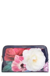 Ted Baker London Large Blushing Bouquet Cosmetics Case