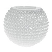 Gianfranco Ferre Duke Sphere Studs Vase White