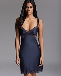 Stella Mccartney Chemise Clara Whispering Dark Ink