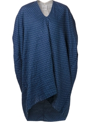Visvim 'Ruana' Dress Blue