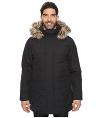 Spyder Rail Parka Black Men's Coat