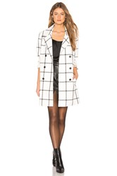 Cupcakes And Cashmere Aletta Coat Ivory