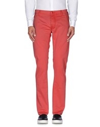 Jacob Cohen Jacob Coh N Trousers Casual Trousers Men Coral