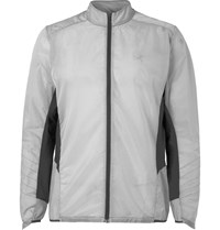 Arc'teryx Incendo Shell Panelled Ripstop Jacket Gray