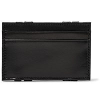J.Crew Leather Magic Wallet Black