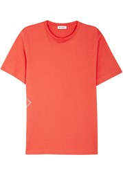 Tim Coppens Coral Printed Cotton T Shirt