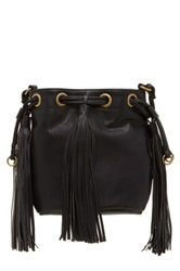 Carlos Santana Lyanna Draw Crossbody Black