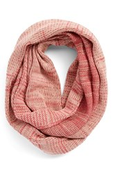 Women's Echo Chunky Infinity Scarf Pink First Blush