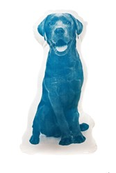 Areaware Labrador Retriever Mini Cushion