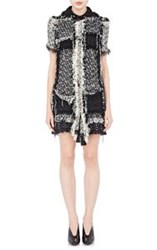 Lanvin Women's Tweed Shirtdress Multi