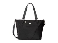 Baggallini Avenue Tote Black Sand Tote Handbags Tan