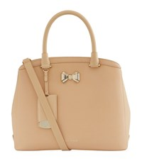 Ted Baker Small Tealia Bow Tote Female Neutral