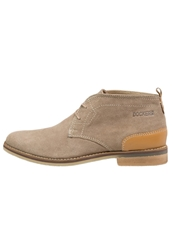Dockers By Gerli Casual Laceups Taupe Beige