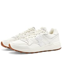 Polo Ralph Lauren P Wing Leather Track Runner White