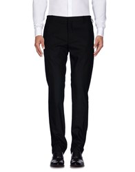 Au Jour Le Jour Casual Pants Black