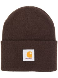 Carhartt Wip Watch Hat Brown