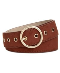 Styleandco. Style Co. Grommet Belt Only At Macy's Cognac