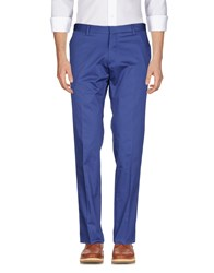 Takeshy Kurosawa Casual Pants Blue