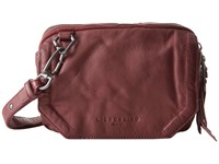 Liebeskind Maike W Ruby Cross Body Handbags Red
