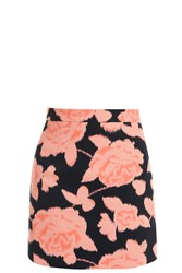 Paul And Joe Sister X Ella Rose Richards Printed Mini Skirt