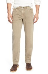 Men's Fidelity Denim 'Jimmy' Slim Straight Leg Jeans Belmont Tan