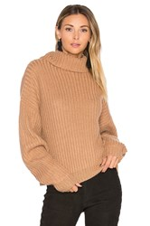 Lovers Friends On The Road Sweater Tan