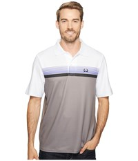 Cinch Athletic Tech Polo Multi Men's Short Sleeve Pullover