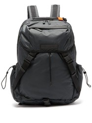 Want Les Essentiels Rogue Recycled Ripstop Backpack Charcoal